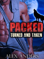 Turned and Taken (Packed)