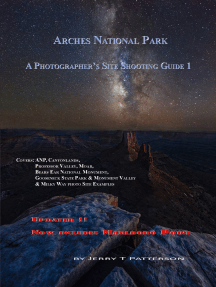 Arches National Park: A Photographer's Site Shooting Guide I