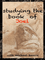 Studying the Book of Joel