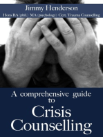 A Comprehensive Guide to Crisis Counselling.