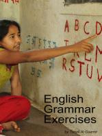 English Grammar Exercises