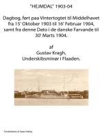 """""""Hejmdal"""" 1903-04"""