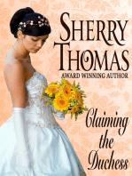 Claiming the Duchess (Fitzhugh Trilogy Book 0.5)