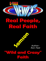 G-TRAX Devo's-Real People, Real Faith
