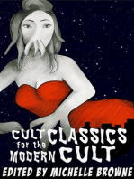 Cult Classics for the Modern Cult