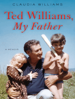 Ted Williams, My Father