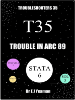 Trouble in Arc 89 (Troubleshooters 35)