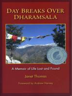 Day Breaks Over Dharamsala