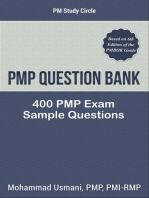 PMP Question Bank