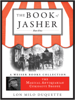 The Book of Jasher, Part Five