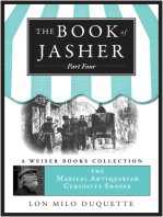 The Book of Jasher, Part Four