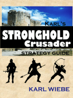 Karl's Stronghold Crusader Strategy Guide