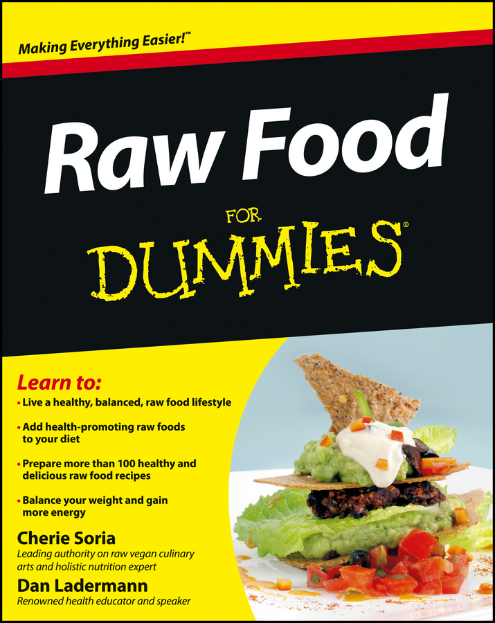 Raw food for dummies by cherie soria and dan ladermann by cherie raw food for dummies by cherie soria and dan ladermann by cherie soria and dan ladermann read online forumfinder Gallery