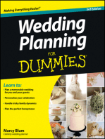 Wedding Planning For Dummies