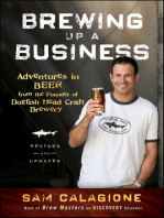 Brewing Up a Business