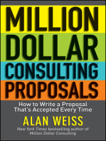Million Dollar Consulting Proposals