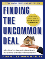 Finding the Uncommon Deal