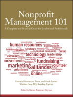 Nonprofit Management 101