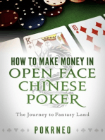 How to make money in open face chinese poker new reality show poker face