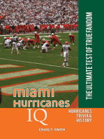 Miami Hurricanes IQ