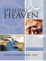 Healing From Heaven Volume 1