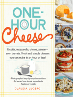 One-Hour Cheese
