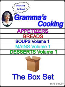 Gramma's Cooking- The Box Set