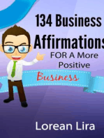 134 Business Affirmations For A More Positive Business