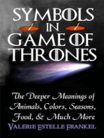 Symbols in Game of Thrones