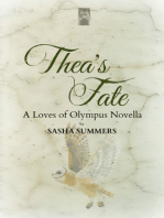 Thea's Fate, A Loves Of Olympus Novella