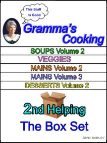 Gramma's Cooking Box Set (2nd Helping)