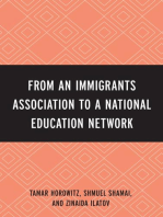 From an Immigrant Association to a National Education Network