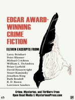 Edgar Award-Winning Crime Fiction