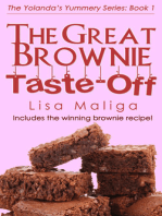 The Great Brownie Taste-off