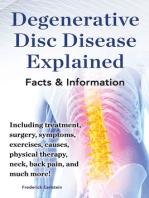 Degenerative Disc Disease Explained
