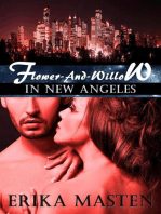 Flower-And-Willow In New Angeles (A Science Fiction Domination And Submission Erotic Romance Novella)