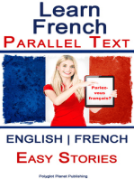 Learn French - Parallel Text - Easy Stories (English - French)