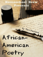African-American Poetry (Fourth Grade Social Science Lesson, Activities, Discussion Questions and Quizzes)