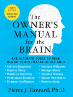 The Owner's Manual for the Brain (4th Edition)
