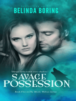 Savage Possession (#5, The Mystic Wolves)
