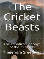 The Cricket Beasts