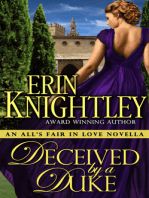 Deceived by a Duke