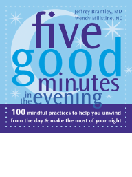 Five Good Minutes® in the Evening