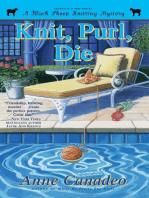 Knit, Purl, Die
