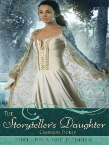 """The Storyteller's Daughter: A Retelling of """"The Arabian Nights"""""""