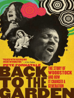 Back to the Garden: The Story of Woodstock