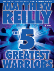 The Five Greatest Warriors: A Novel