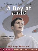 A Boy at War