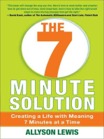 The 7 Minute Solution