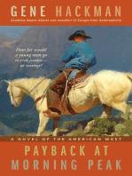 Payback at Morning Peak